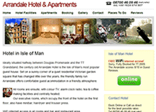 Hotels Web Design
