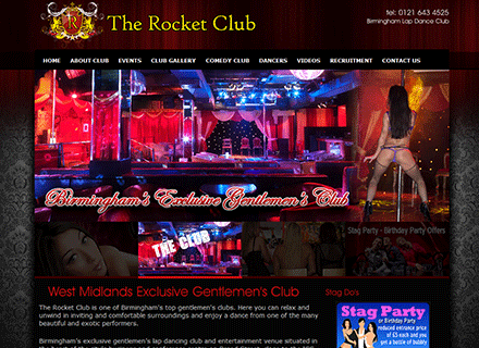 The Rocket Club Birmingham Night Club and Bar