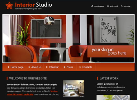furniture industry's source for quality web site design